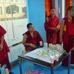 Khyungser Trichen Rinpoche Gaden Monastery