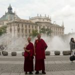 Ganden Monastery Monks in Munich