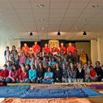 Shar Ganden Monks at Aton Schule München