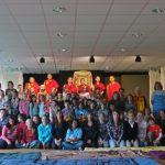 Shar Ganden Monks at Aton School Munich