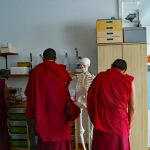 Ganden Monks Aton School Munich
