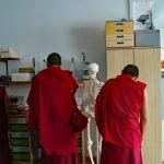 Ganden Monks Aton School Munich